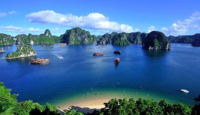 Đảo Ti Tốp thơ mộng